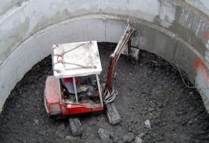 Izkop na Razdrtem